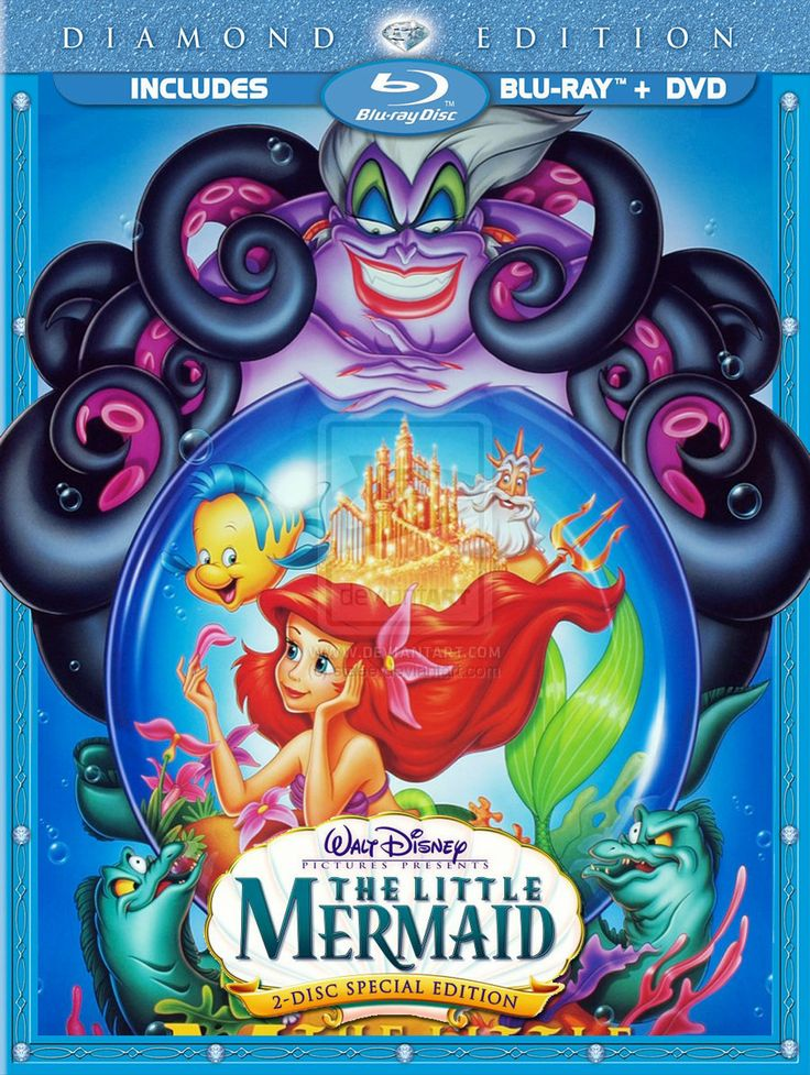 how to sell original little mermaid vhs cover