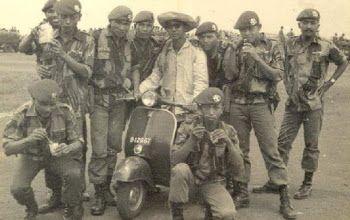 Cerita Tentang Vespa Congo Indonesia - LAPAK MOBIL DAN MOTOR BEKAS