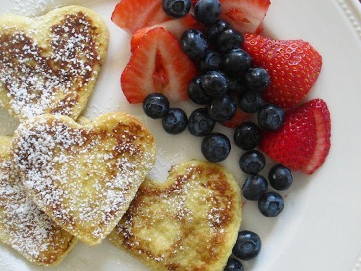 Valentines breakfast!