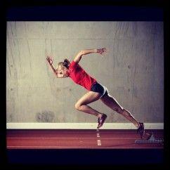 Emily Diamond GB Olympic athlete 4 x 400 womens Relay 2012