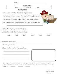 WORKSHEETS GRADE 2ND