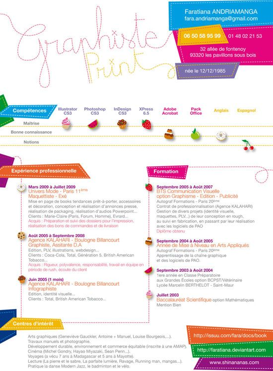 The 25+ best Examples of curriculum vitae ideas on Pinterest - resume design inspiration