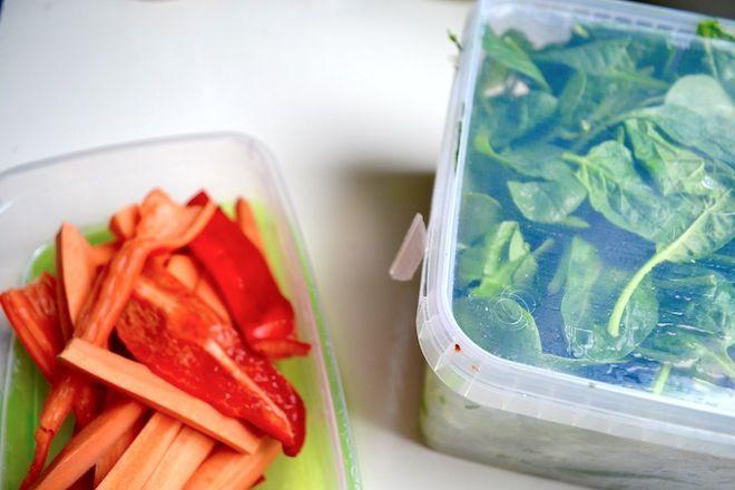 Tips voor voorbereiden gezonde maaltijden