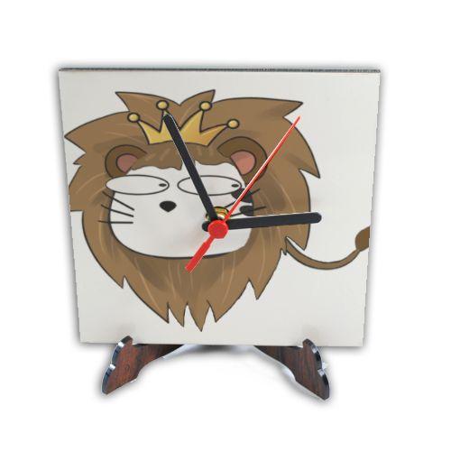 LIONCAT Orologio con foto