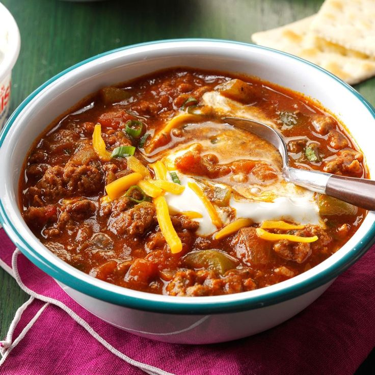 Simple and Delicious (February/March 2016): Double-Duty Hearty Chili Without Beans