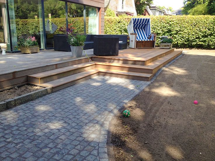 173 besten Terrasse Porch Bilder auf Pinterest Landschaftsbau - renovierung der holzterrasse