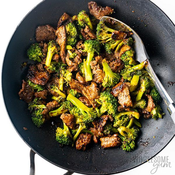 Easy Paleo Keto Beef And Broccoli Stir Fry Recipe In 2020 Keto Beef And Broccoli Recipe Keto Beef Recipes Broccoli Beef
