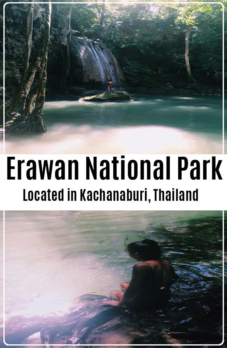 Complete guide to Erawan National Park – Kachanaburi, Thailand