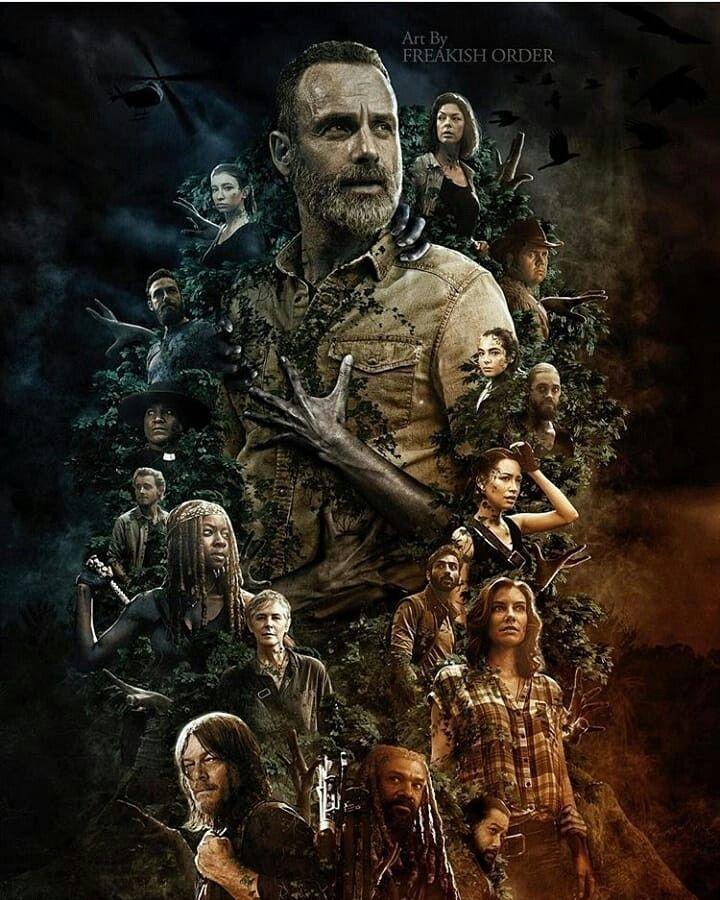 Twd Season 9 With Images The Walking Dead Poster Walking Dead