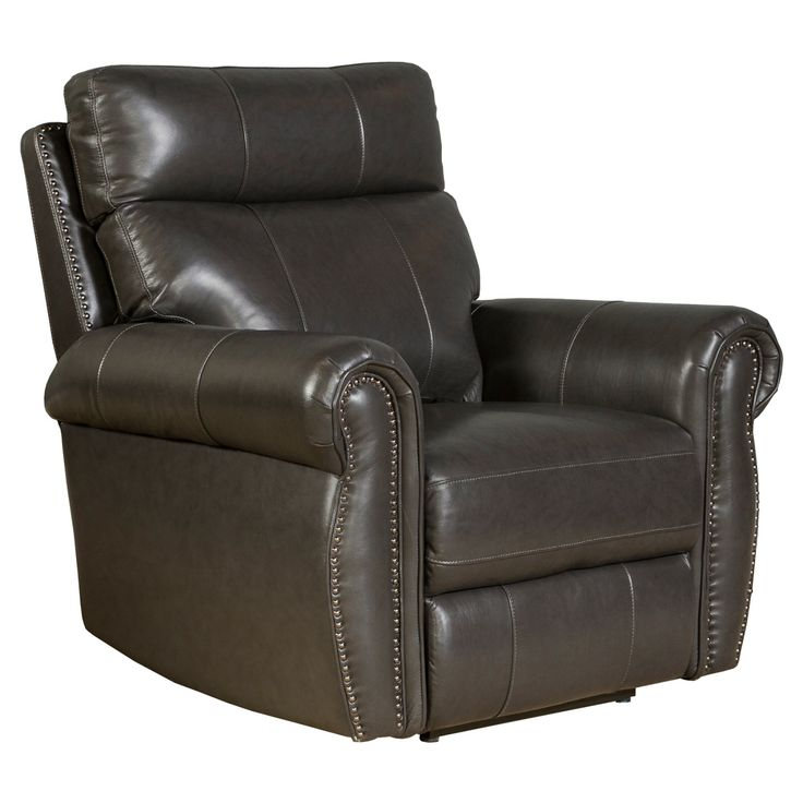 Barcalounger Portlander Power Recliner with Power Head Rest - 9PH3086370095
