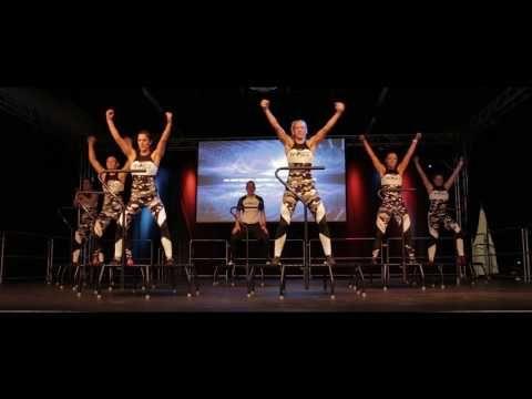 World Jumping INNOVATIVE Show at FIBO 2017 - YouTube