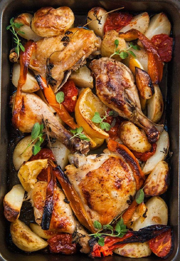 12 Mediterranean-Inspired Recipes - GleamItUp
