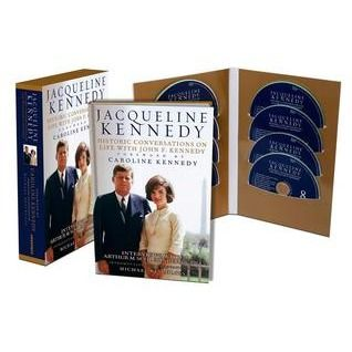 Jacqueline Kennedy: Historic Conversations on Life with John F. Kennedy by Jacqueline Kennedy Onassis (October 2014)