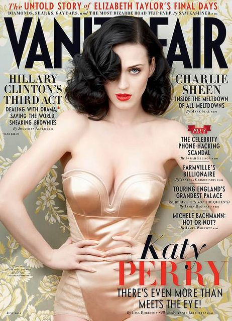 Katy Perry – Vanity Fair Magazine Cover (June 2011)