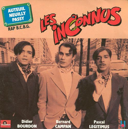 Les Inconnus