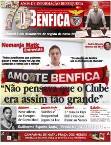 BENFICA GLORIOSO...