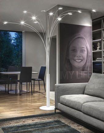 floor-standing lamp / ARBOR ST