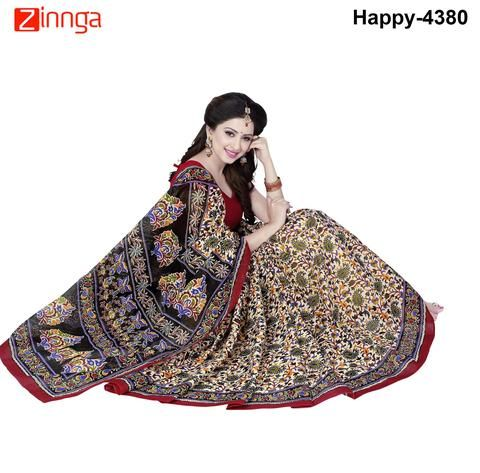Women's Beautiful  Multi Color Cotton Saree  #Sarees #Saris #Fashion #Look #Popular #Offers #Deals #Fashionable #Zinnga #zinngafashion #Deal #Look #Picoftheday #Photooftheday #womens