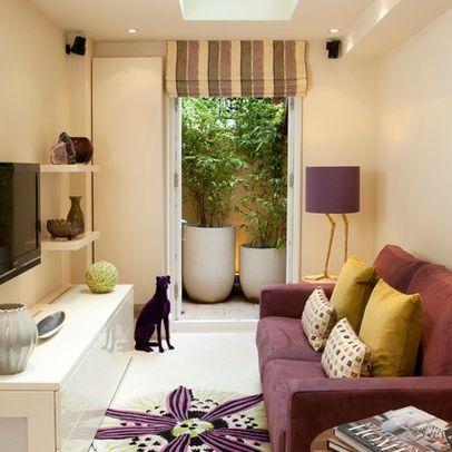 Como decorar sala pequena em 20 fotos e ideias inspiradoras • AP903