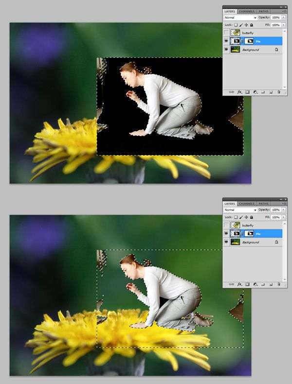 How to Use Layer Masks for Composite Images in Photoshop | Craftsy Photography Blog