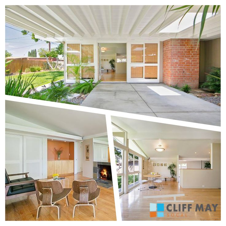 25 Best Ideas About Cliff May On Pinterest Floor Plans