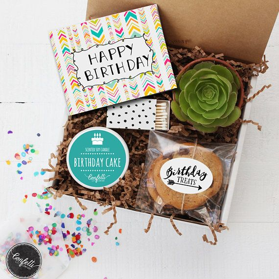 Happy Birthday Gift Box Send a Birthday Gift Birthday in a