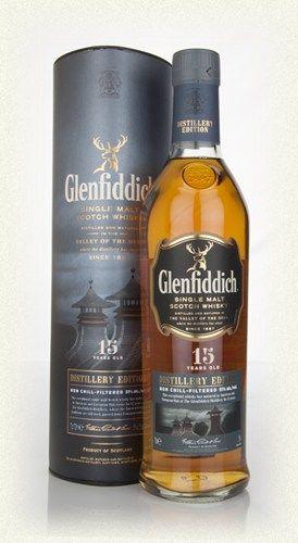 Glenfiddich 15 Year Old Distillery Edition £41.53