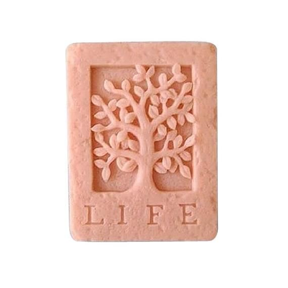 Craft Flower Silicone Soap Molds DIY Rectangle Candle Making Mould Handmade Mold