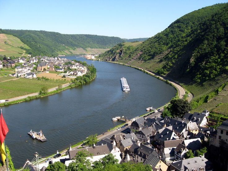 Mosel River, Germany