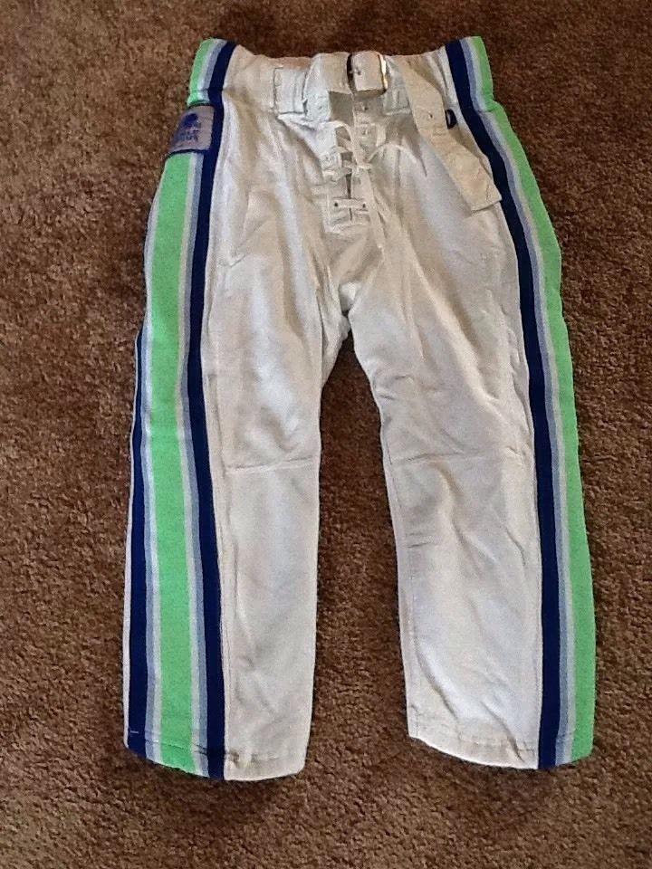WFL World League Orlando Thunder Game Used Worn Football Pants Size 32 | eBay