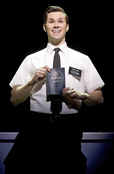 """The Book of Mormon"" - I really want to see this musical, I have the soundtrack and it so funny. HA!"
