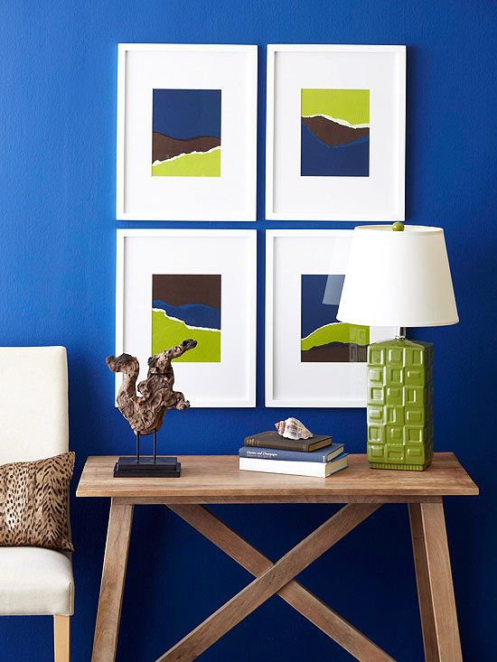 Improve your home 30 weekend projects paint colors for Weekend art projects