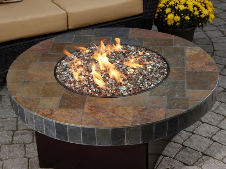 Outdoor Table Top Fire Pit