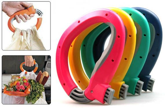 : Idea, Grip Grocery, Trips, Grocery Bags, Bag Holders, Grocery Bag Holder