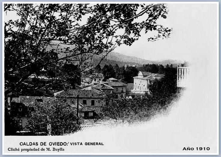 Las Caldas.1910