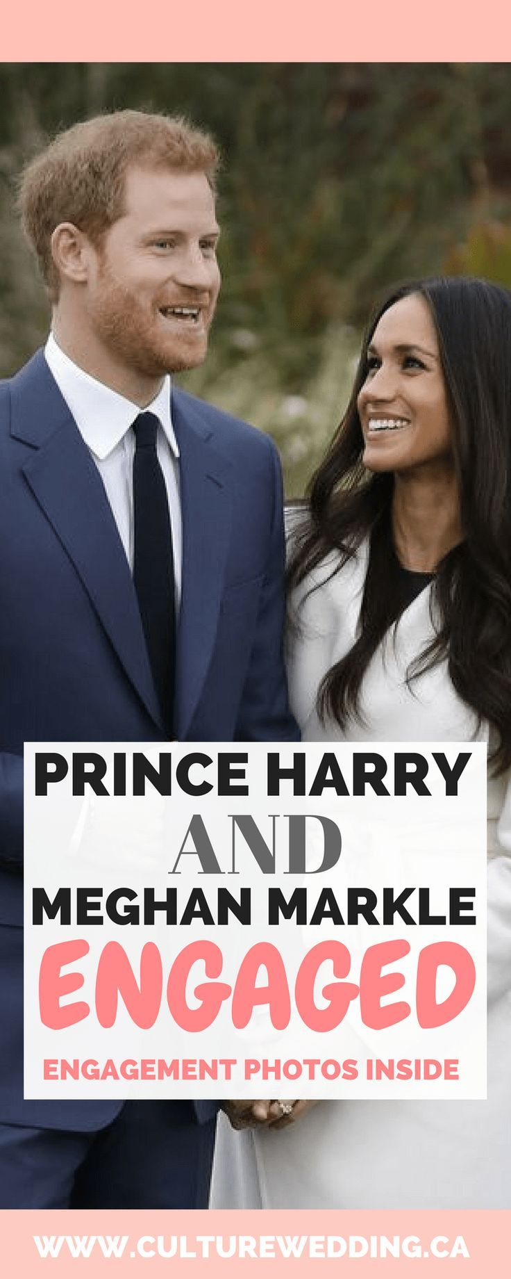 Prince Harry and Meghan Markle. Prince Harry and Meghan Markle engaged. prince harry and meghan markle engagement. Prince Harry is officially engaged to Toronto based actress Meghan Markle. Check out their Engagement Photo shoot and first TV Appearance. The Royal engagement of the year. Prince Harry has found a bride. Prince Harry proposed to his Actress Girlfriend Meghan Mackle. #Princeharry #HarryandMeghan #RoyalEngagement ged