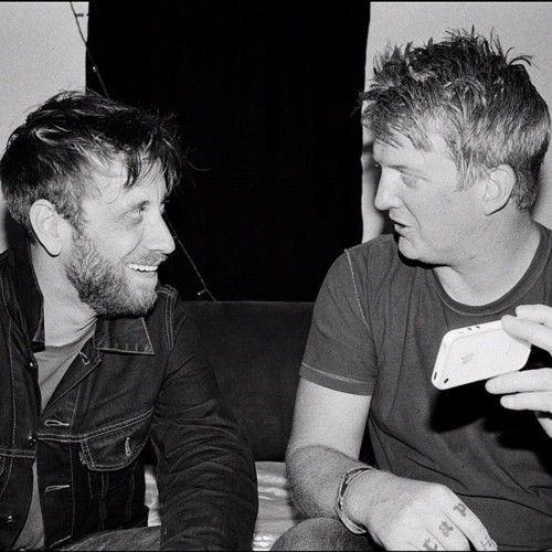 Dan Auerbach & Josh Homme. Both amazing musicians.
