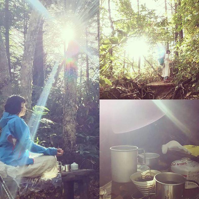 【kazumi239】さんのInstagramをピンしています。 《中房温泉登山口 第一ベンチ 水場にて 湧き水でコーヒーと瞑想  #中房温泉登山口 #北アルプス縦走 #燕#ヨガインストラクター #瞑想 #瞑想中 #瞑想の森 #登山 #登山女子 #森 #yogagirl #yôga #アウトドア #meditation #meditations #meditation🙏 #meditationtime#やま#北アルプス#縦走 #縦走路#ヨガ #ヨーガ#yoga》