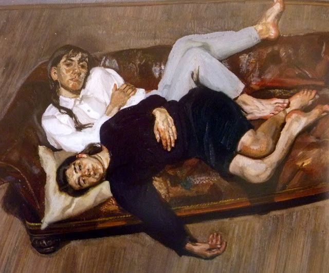 A Place Called Space: Lucian Freud - Portraits