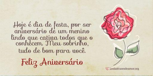 Hoje é Dia De Festa Amiga: Hoje é Dia De Festa, Por Ser Aniversário De Um Menino