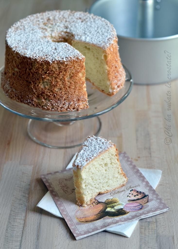 Angel Cake... e i sogni che si avverano :) Dal blog http://www.chiharubatolecrostate.com/2012/10/angel-cake-e-i-sogni-che-si-avverano.html