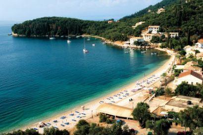 Holidays in Corfu