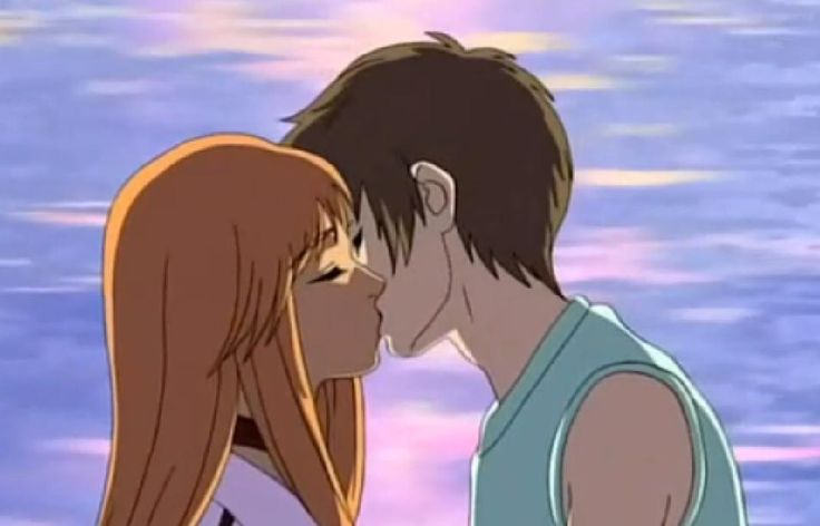 momo and kairi | Then around episode 20, things turn around again. Ugh. Unless you are ...