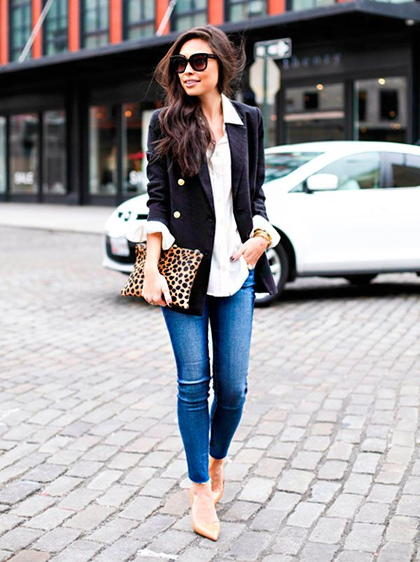 uma-peca-sete-looks-street-styele-blazer-scarpin-nude-calca-jeans