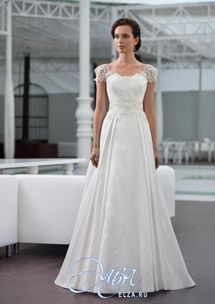 Свадебное платье непышное спб