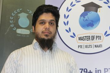 Master of PTE have full experience and teaching degree. Meet our teachers #PTEEnglishTest #MasterPTE