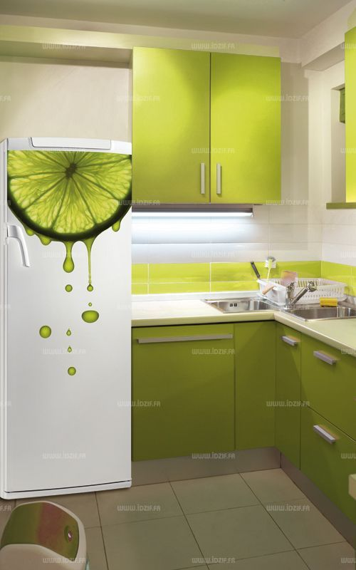 1000 id es sur le th me sticker frigo sur pinterest stickers lave vaisselle - Decorer porte interieur ...