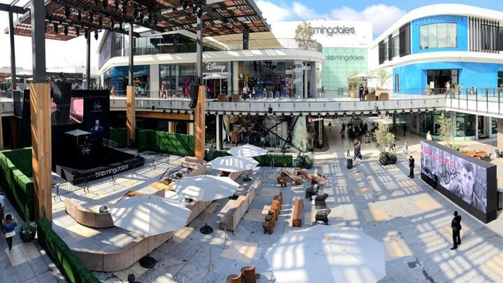 Check Out The Awesome Set Up For The John Nick Cologne Promotion At The Westfield Mall In Los Angeles Eventpr Westfield Mall Los Angeles Westfield