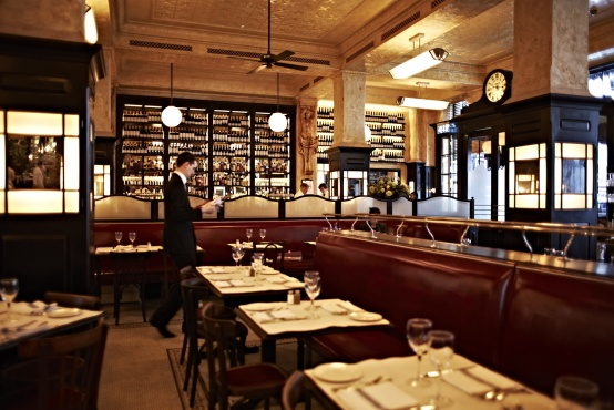 Balthazar London 4-6 Russell St Covent Garden London WC2E 7BN 020 3301 1155  Open for breakfast from 7.30am