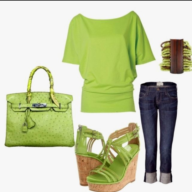 Spring into #green. Love it!